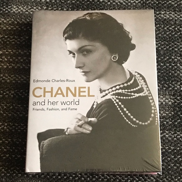 CHANEL Other - Chanel and Her World Coffee Table Book